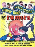 LT Comics (Dell Comics) 2