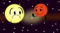 Sun Meets Gliese 710