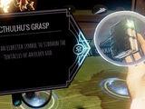 Cthulhu's Grasp