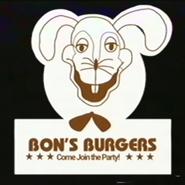 Bon's Burgers Lucky You