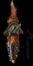 M carnwolf goblin redscar 02 hi by DevinNight