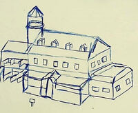 Inn sketch by AustinScanlon
