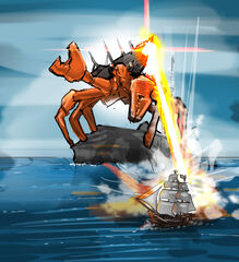 Zelkyrs crab boat by MG