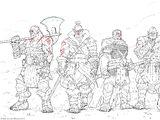 Redfang Elite Warriors
