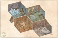 Wandering Inn Rooms