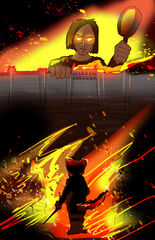Attack on Erin by MG