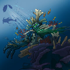 Treant seabeard by MG