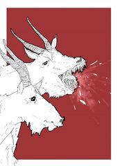 Eater Goats by JohnDoe