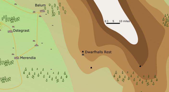 Dwarfhalls Rest