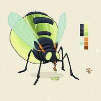 Acidfly by Maya Pardo