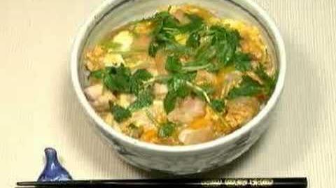 How to Make Oyakodon (Japanese Chicken and Egg Rice Bowl) 親子丼の作り方