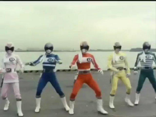 Denshi Sentai Denjiman Ep 1 (2 3)-1