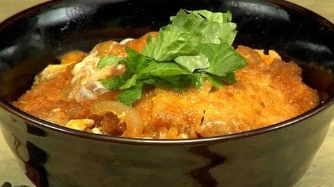 How_to_Make_Katsudon_(Pork_Tonkatsu_Bowl)_カツ丼の作り方