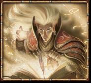 Male Eladrin Wizard