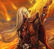 Fire mage by t h u r s-d6iismy