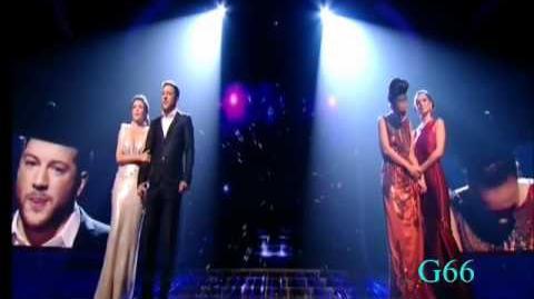 X Factor 2010 Winner Is Announced