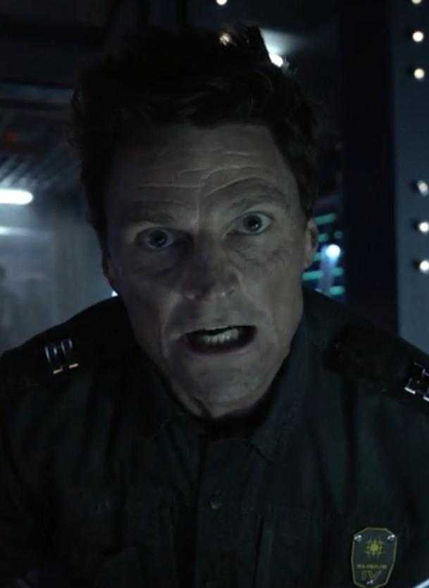 Capitano Stevens