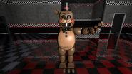 Scrap Toy Freddy