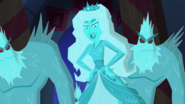 S2e15a 'for am i the ice queen from beyond the fence!'