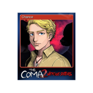 The Coma 2 trading card 09 Chance
