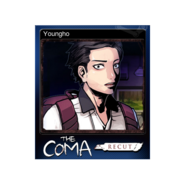 The Coma 1 Recut trading card 02 Youngho