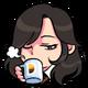 Yaesol cafe tomando