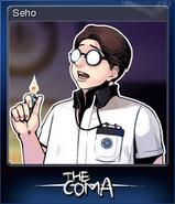 The Coma Card 02