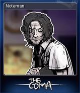 The Coma Card 06