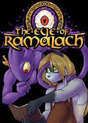 The Eye of Ramlach Banner on Kemono Cafe.