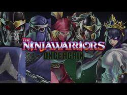 THE NINJA WARRIORS ONCE AGAIN Trailer Part 3