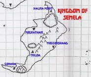 Semela Map