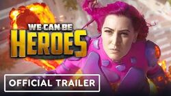 Netflix's We Can Be Heroes Official Trailer (2021) - Pedro Pascal, Priyanka Chopra Jonas