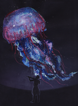 Voidfish by Vauhkomieli