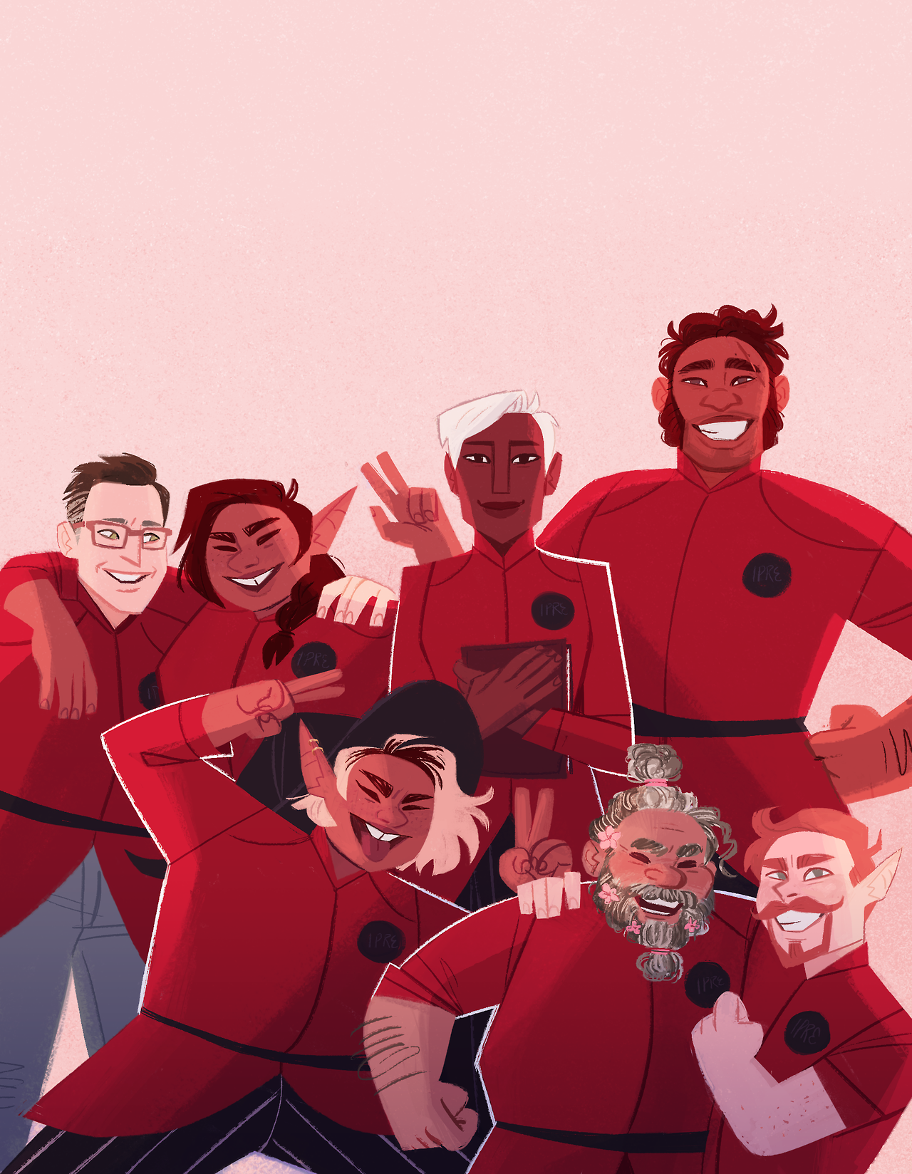 Red Robes The Adventure Zone Wiki Fandom