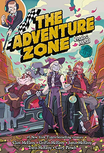 The Adventure Zone: Petals to the Metal!