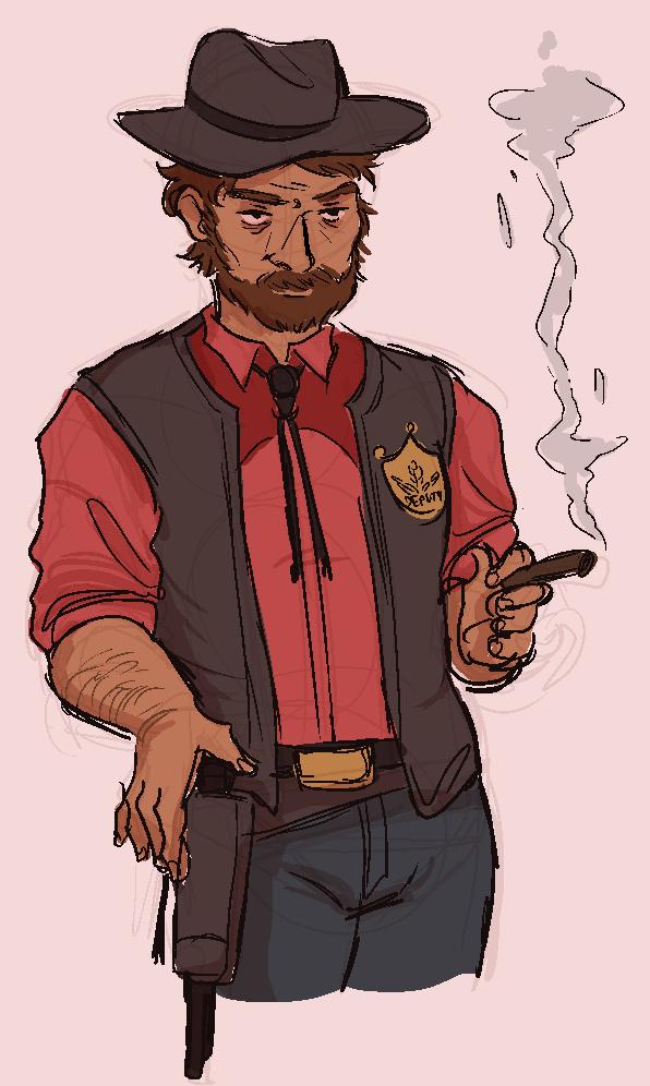 Sheriff Isaak