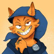 Garfield The Deals Warlock The Adventure Zone Wiki Fandom