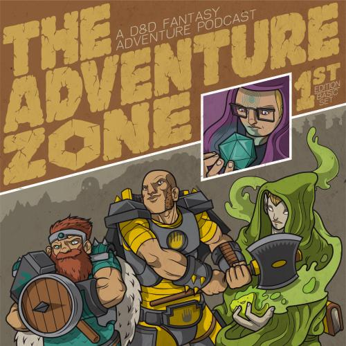The Adventure Zone Presents: The Great Switcheroo