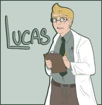 Lucas by Aitu