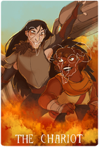 Hurley and Sloane by Tuherrus