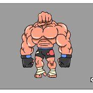 GB604CAGE Character Joao