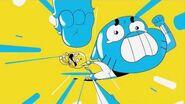 Cartoon Network - Dimensional Bumper - Gumball, Darwin & Hector