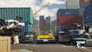 ContainerPortCars