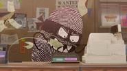 Robbing le store