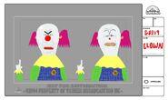GB319 Clown