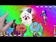 Amazing world of Gumball- The web- Hashtag Trending (song 🇬🇧-🇺🇸)