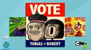 Tobias + Bobert Poster