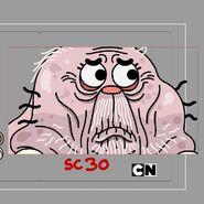 GB6XXNEIGHBOR Costume Richard Sc030 CloseUp