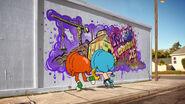 TheFuture HeadOnGraffiti