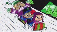 Cartoon Network HD US Christmas Idents 2018 - Mash Up Christmas Bumpers